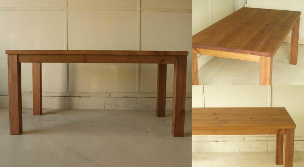 ダイニングテーブル011(組み立て式)150×72×80¥40,800