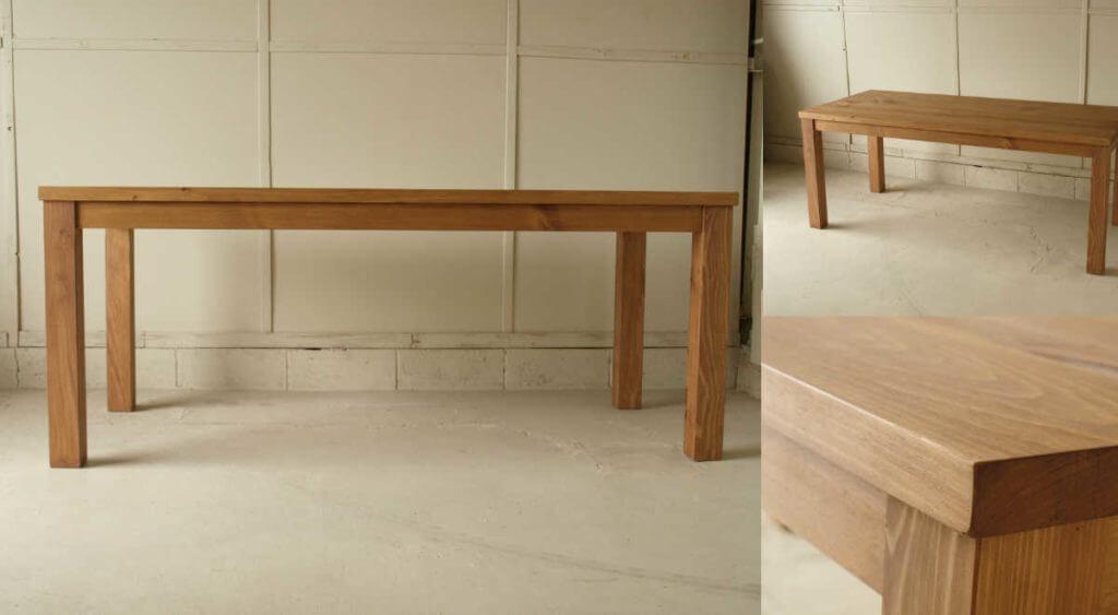 ダイニングテーブル012(組み立て式)180×72×80¥48,800