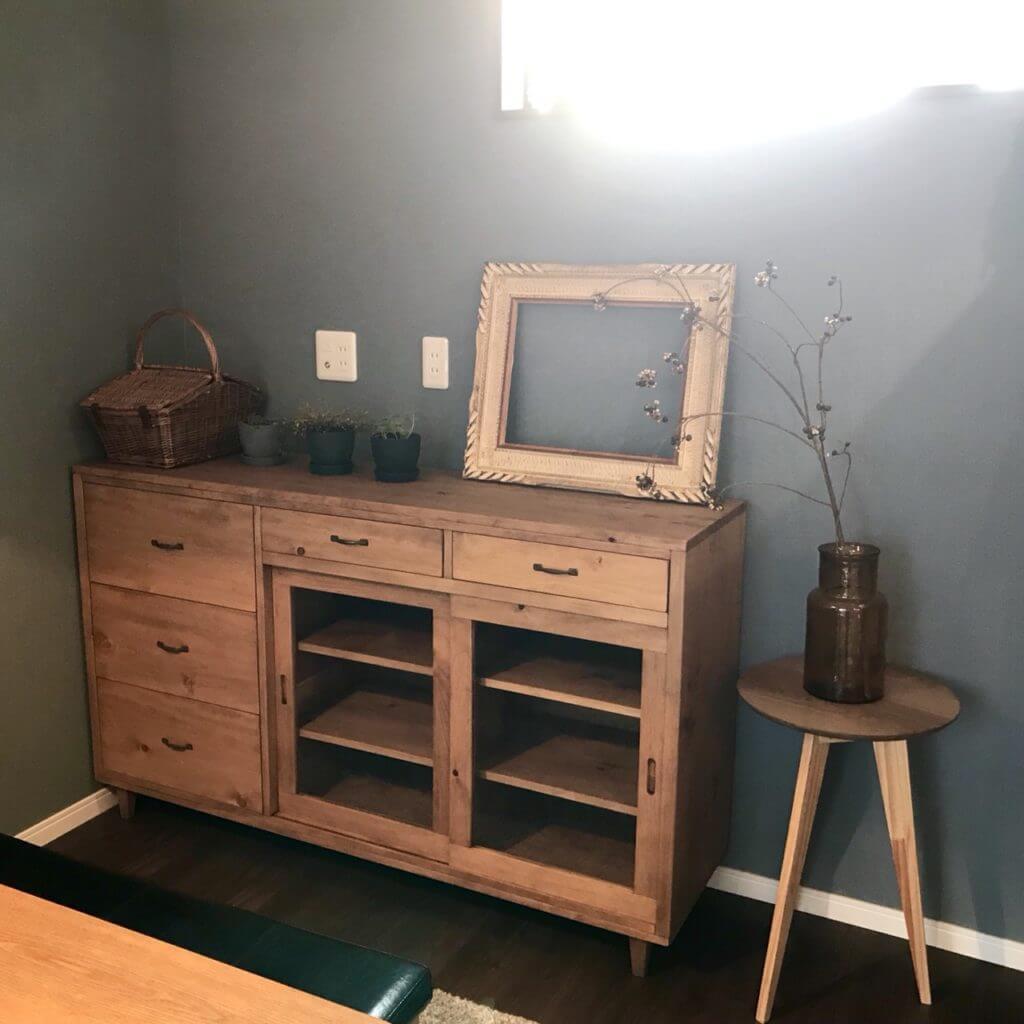 無垢家具ローチェスト