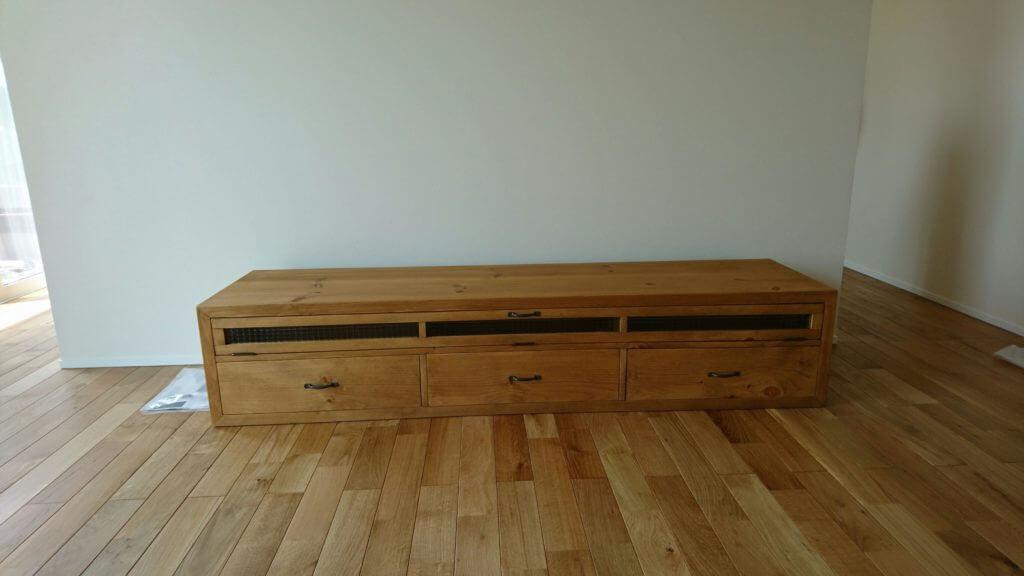 家具設置写真 TVボード