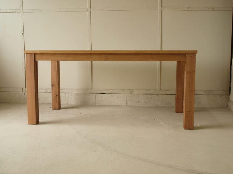 無垢家具ダイニングテーブル013