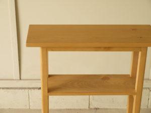 オーダー家具コンソールテーブル