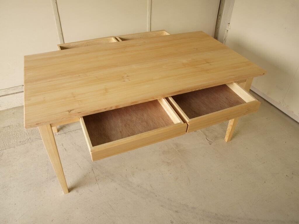 オーダー家具ダイニングテーブル