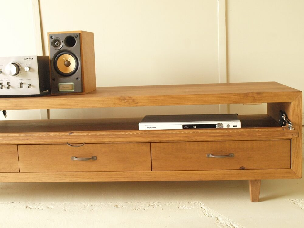TVボード 無垢家具