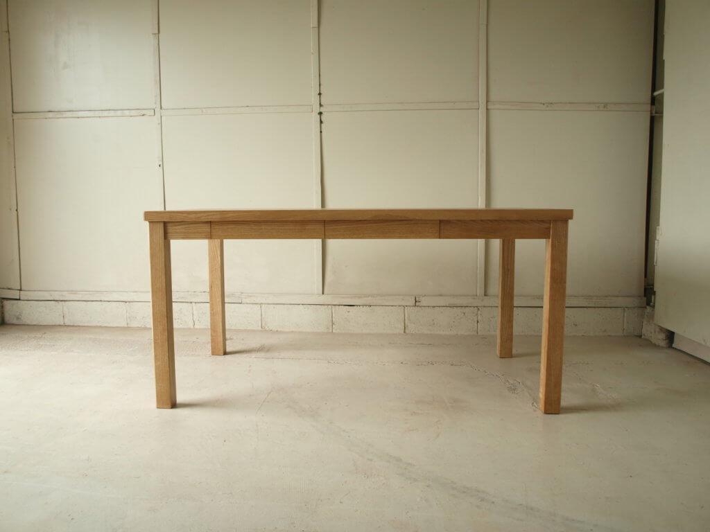 ホワイトアッシュ ダイニングテーブル