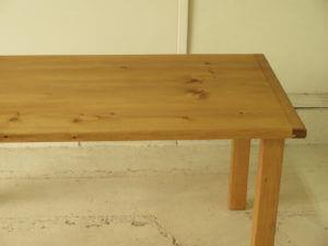 オーダー家具 リビングテーブル