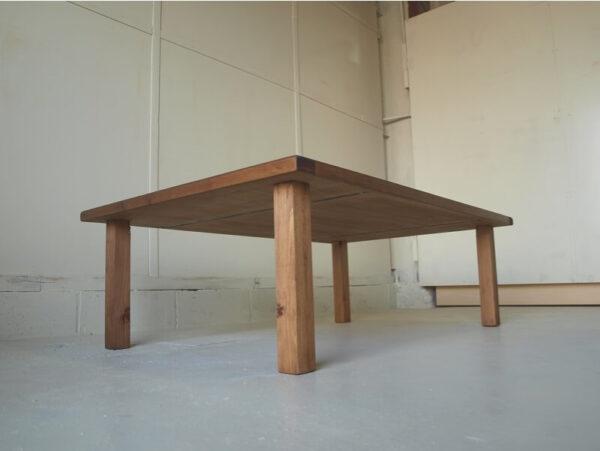 無垢リビングテーブル001