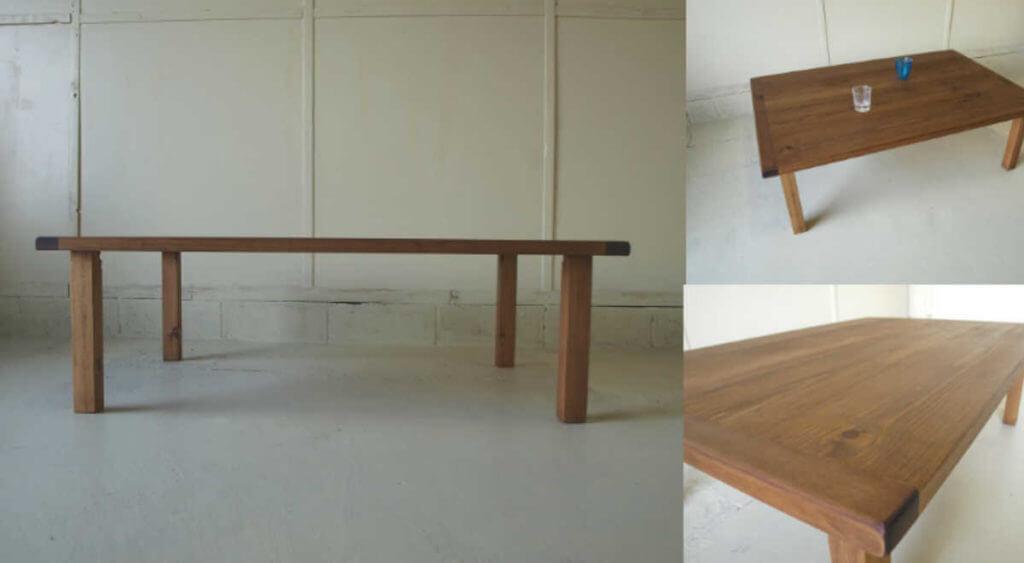 リビングテーブル001 120×38×80¥38,800