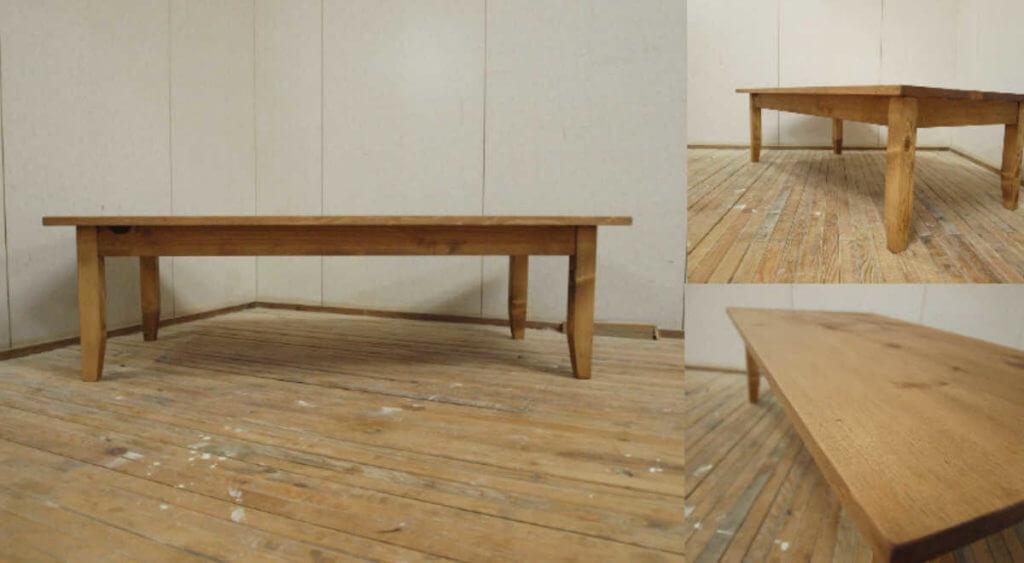 リビングテーブル003 120×35×60¥35,800