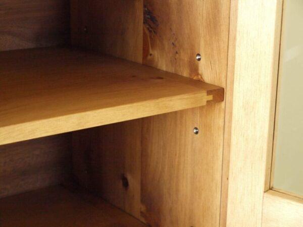 無垢食器棚001
