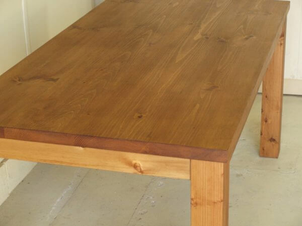 無垢ダイニングテーブル011