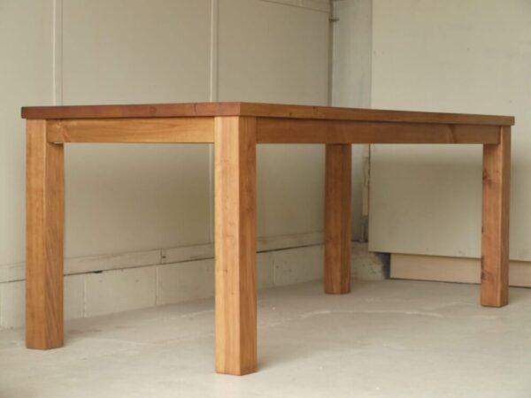 無垢ダイニングテーブル013