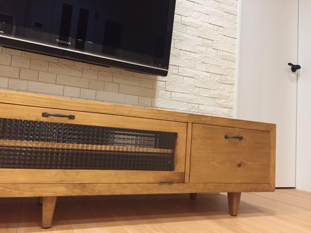 無垢テレビボード