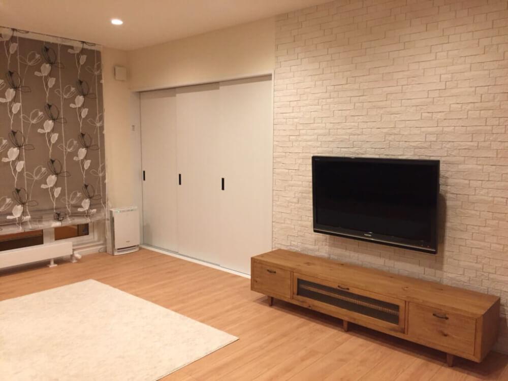 テレビボードオーダー家具