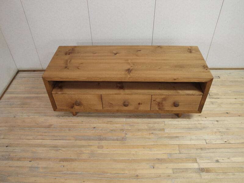 無垢家具テレビボード003W120L