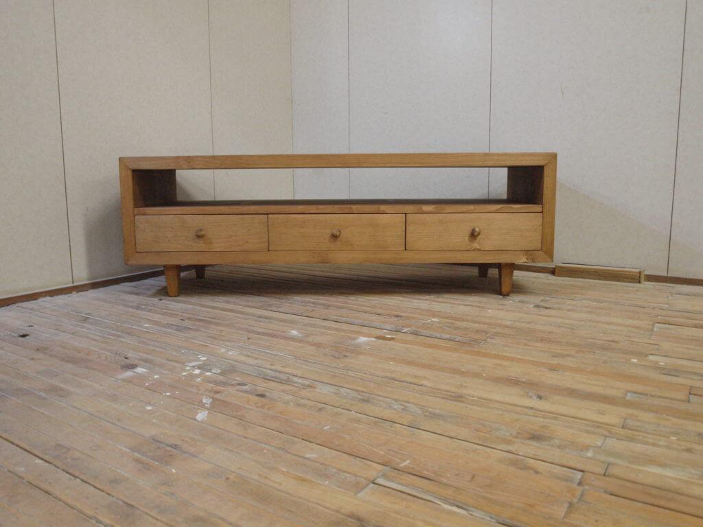 無垢家具テレビボード003W120M