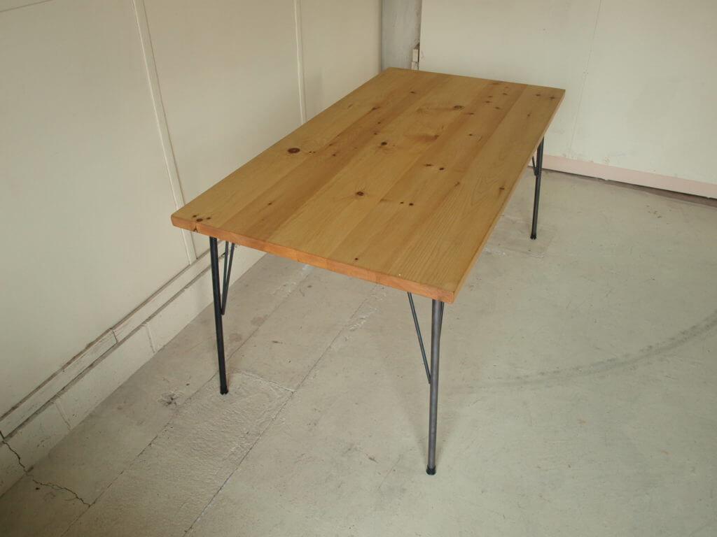 ダイニングテーブルアイアン001