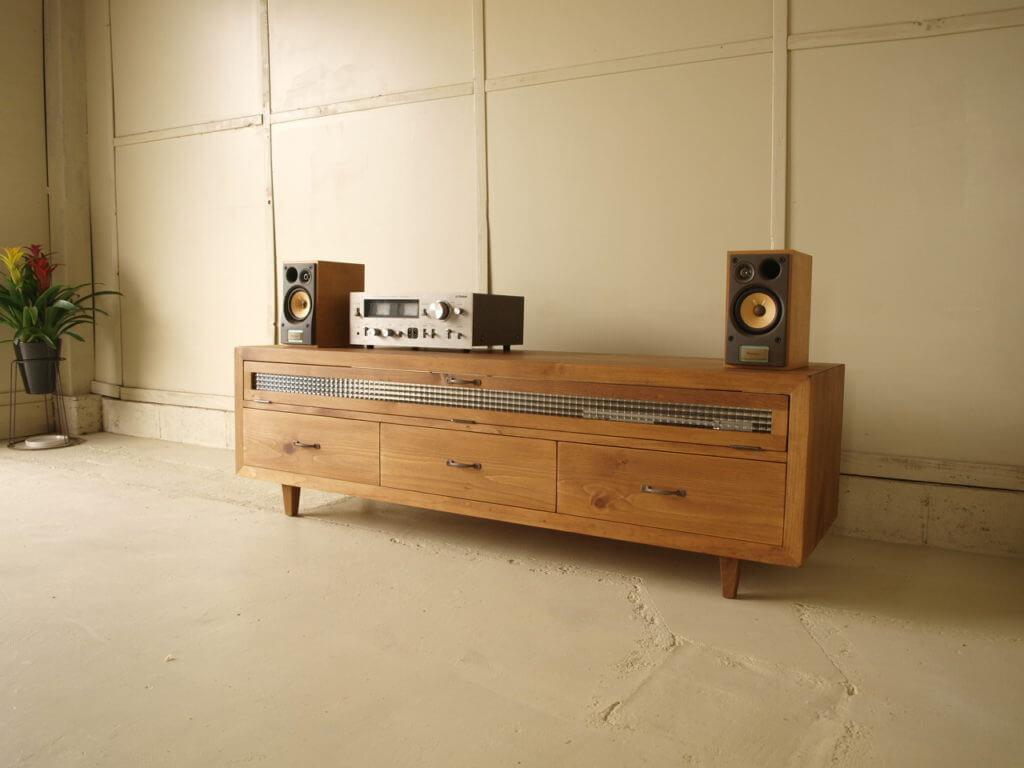 テレビボード013W150Lサイズ