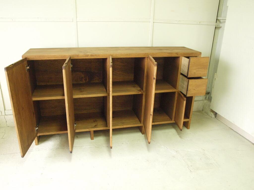 本棚001 無垢家具