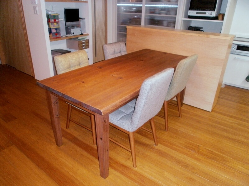 家具設置写真を追加いたしました。オーダー家具 特注家具 オリジナル家具