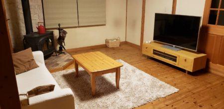 家具設置写真