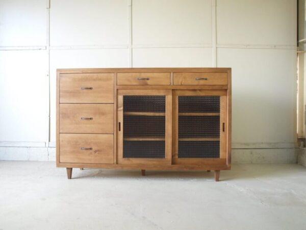 棚 本棚 食器棚 キッチンボード