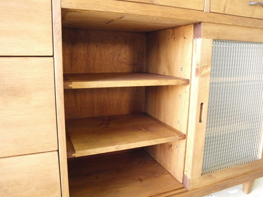 オーダー家具キッチンボード