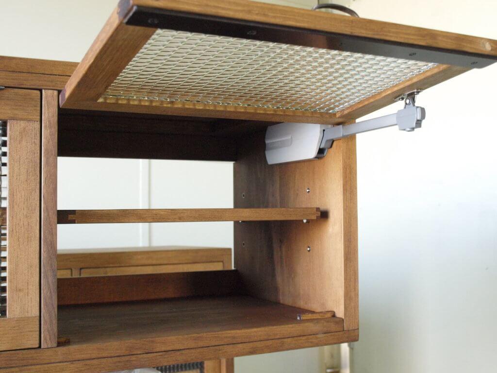 オーダー家具吊り棚