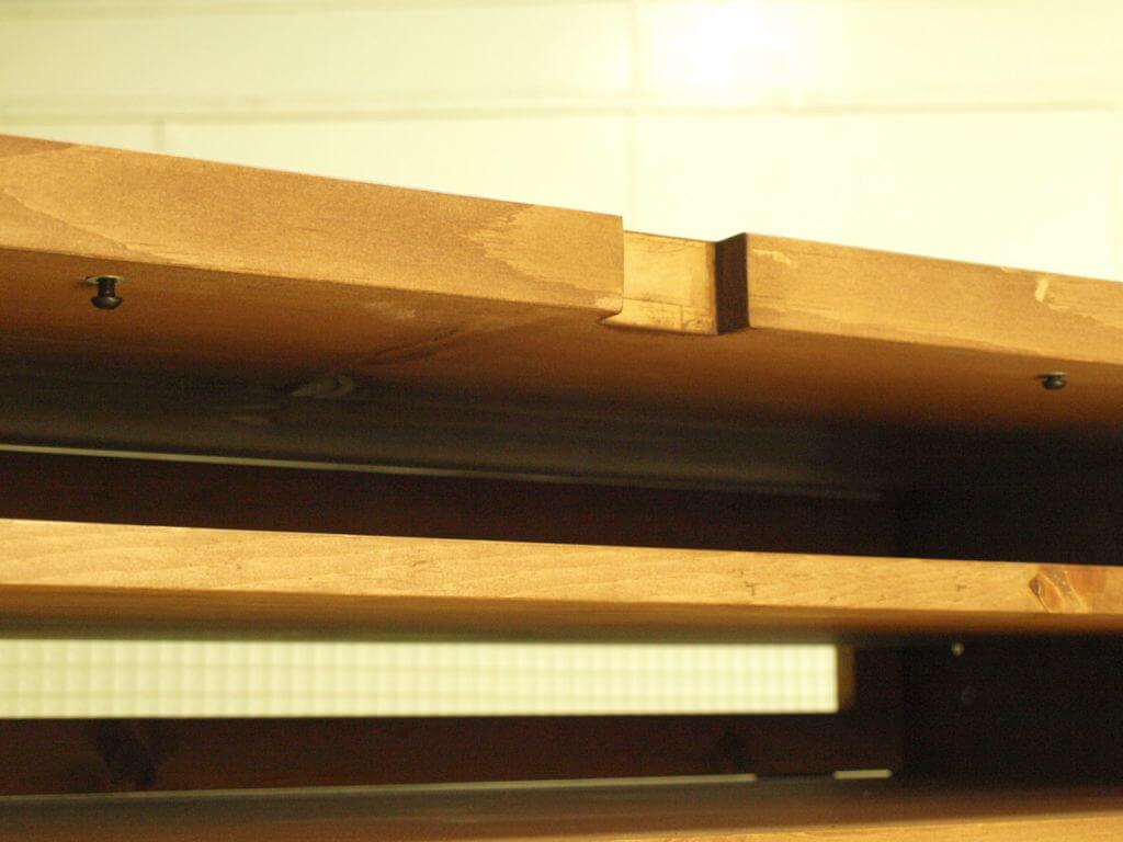 注文家具テレビボード