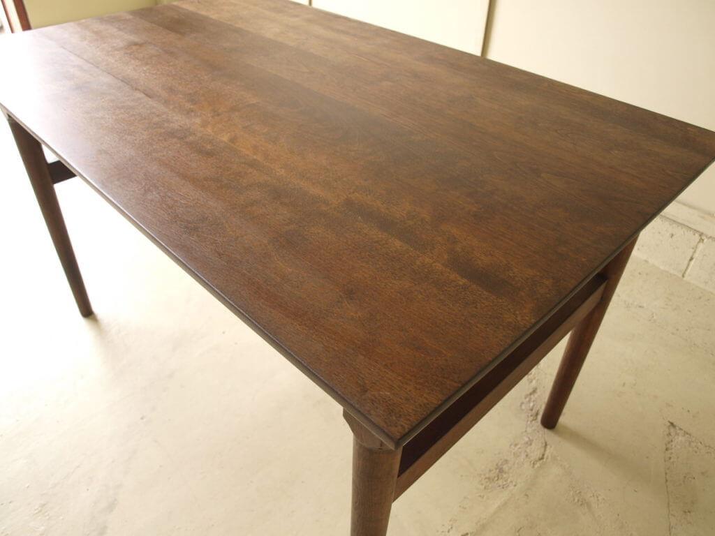 無垢家具リペアテーブル