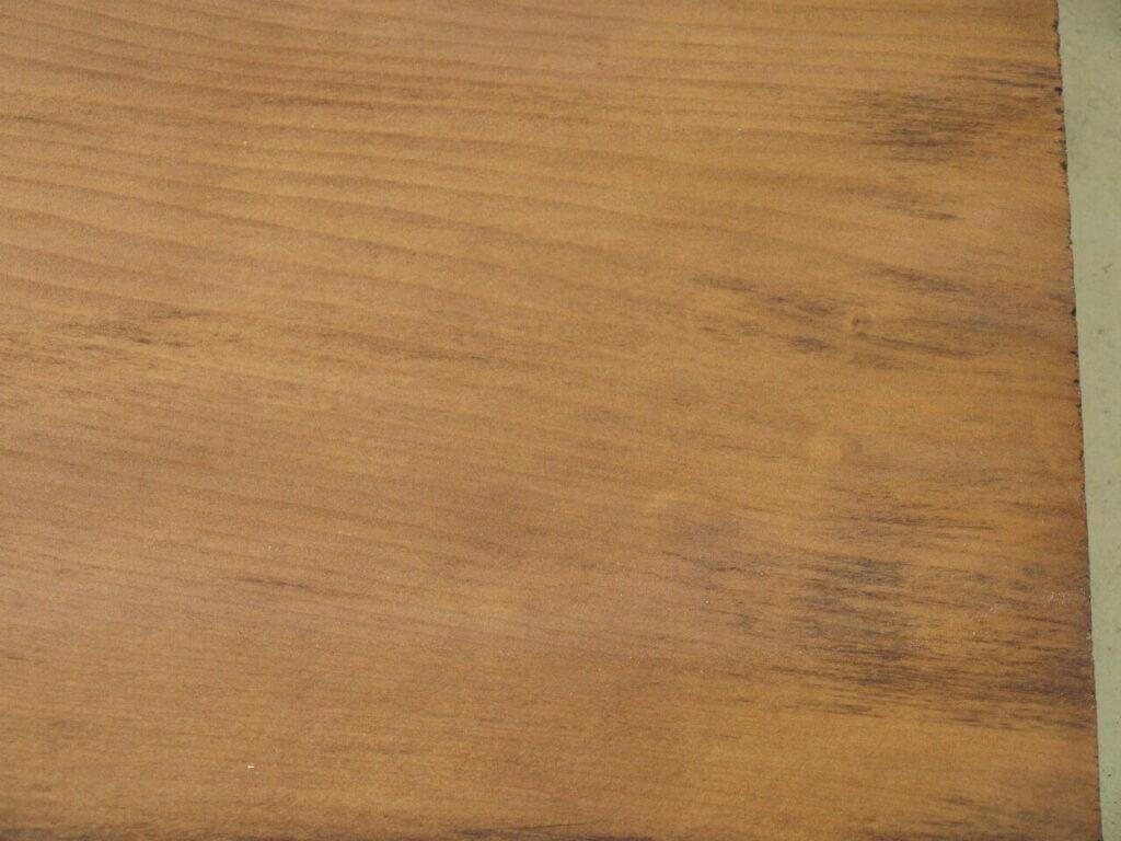モミの木 ダークウォルナット色サンプル板-3