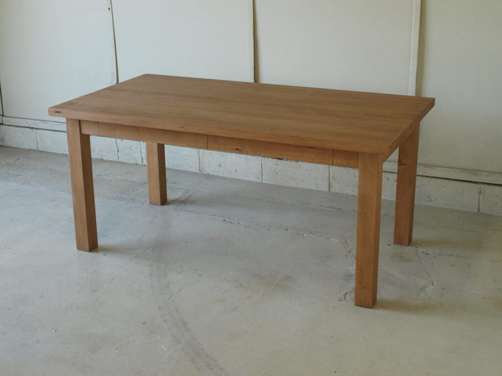 ダニンぐテーブル002 モミの木